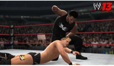 WWE '13 til Wii