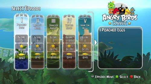 Angry Birds Trilogy  til PlayStation 3