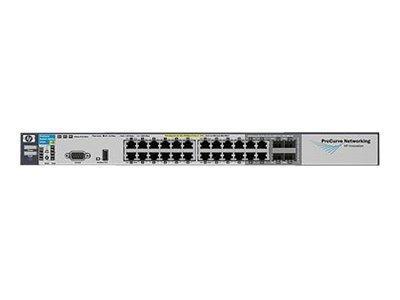 HP E3500-24G-PoE yl