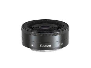 Canon EF-M 22 mm f/2 STM