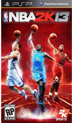 NBA 2K13 til PSP