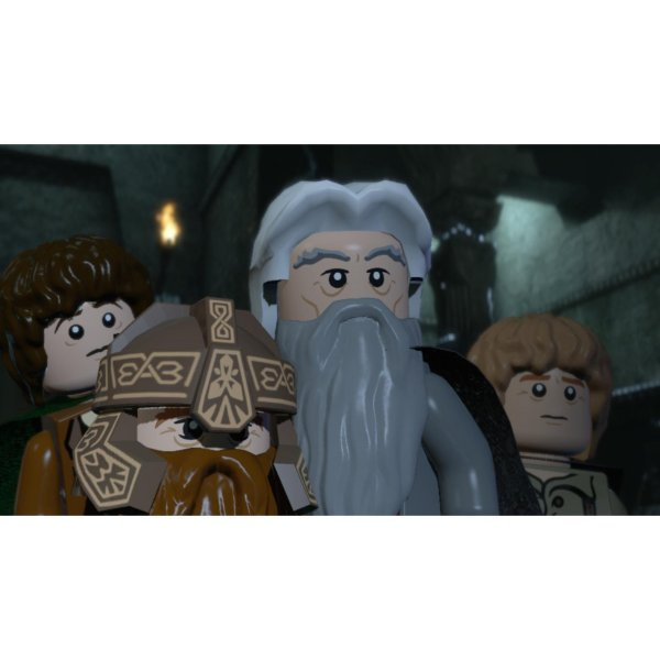 LEGO Lord of the Rings til Wii