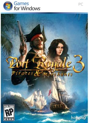 Port Royale 3: Pirates & Merchants til PC