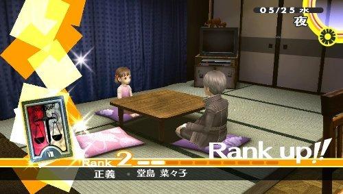 Persona 4 Golden til Playstation Vita