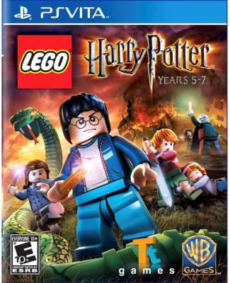 Lego Harry Potter: Years 5-7 til Playstation Vita