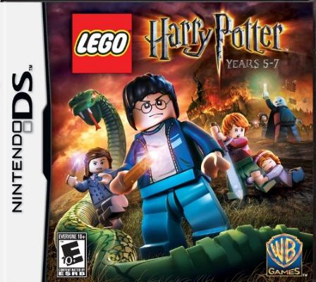 Lego Harry Potter: Years 5-7 til DS
