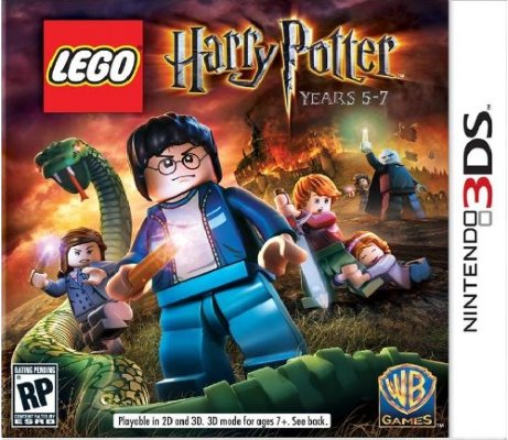 Lego Harry Potter: Years 5-7 til 3DS