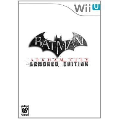 Arkham City: Armored Edition til Wii U
