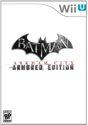 Arkham City: Armored Edition til Wii U