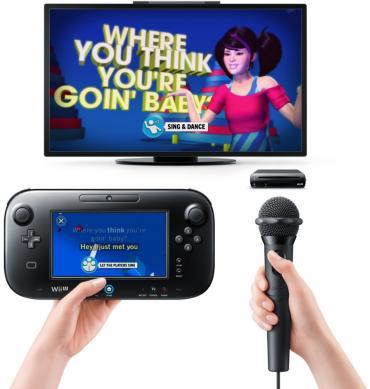 SiNG til Wii U