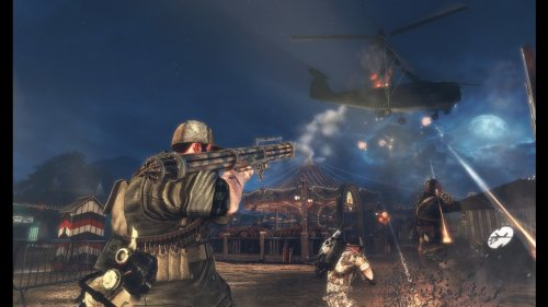 Brothers in Arms Furious 4 til Xbox 360