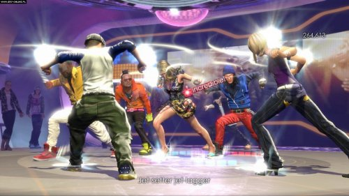 The Black Eyed Peas Experience  til Wii