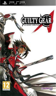 Guilty Gear XX Accent Core Plus til PSP