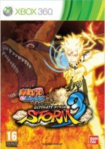 Naruto Shippuden: Ultimate Ninja Storm 3 til Xbox 360