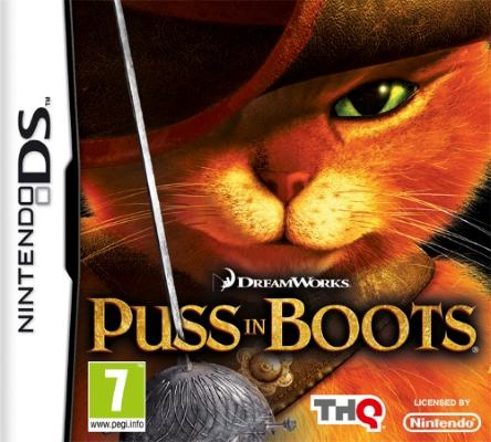 Puss in Boots   til DS