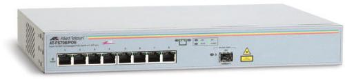 Allied Telesis AT-FS708 POE