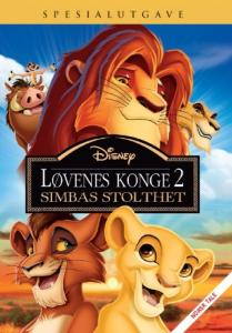 Løvenes Konge 2 - Simbas Stolthet