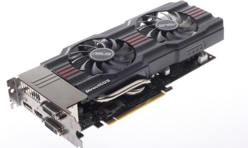 Asus GeForce GTX 660 Ti DirectCU TOP