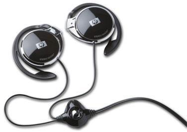 HP Stereo Headset RF824AA