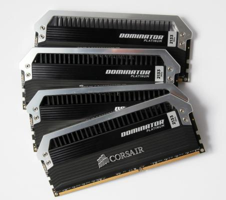 Corsair Dominator Platinum DDR3 2133MHz 16GB CL9 (4x4GB)