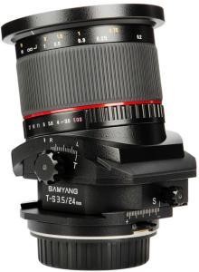 Samyang T-S 24mm f/3.5 ED AS UMC for Nikon