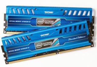 Patriot Intel Extreme Masters 2x8GB 1866 MHz