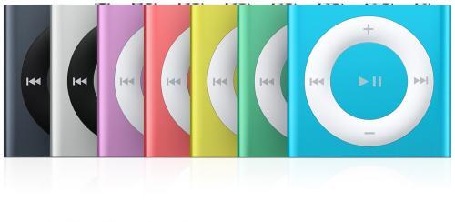 Apple iPod Shuffle 2GB (5. gen)