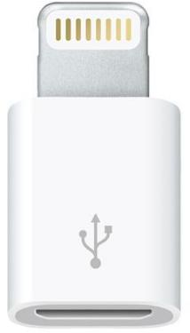 Apple Lightning to Micro USB