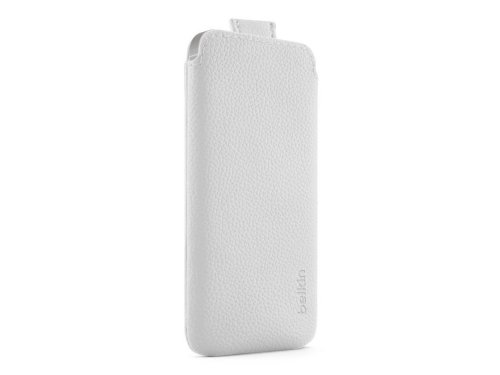Belkin Pocket Case Whiteout til iPhone 5