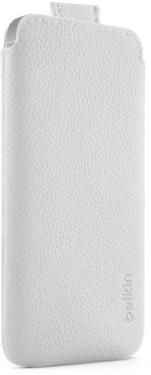 Belkin Pocket Case Whiteout til iPhone 5