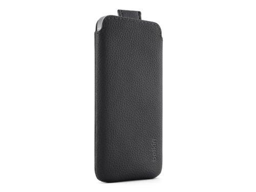 Belkin Pocket Case Blacktop til iPhone 5