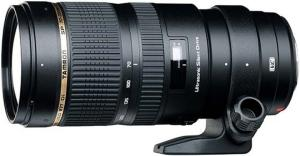 Tamron SP 70-200MM F/2.8 DI VC USD Sony