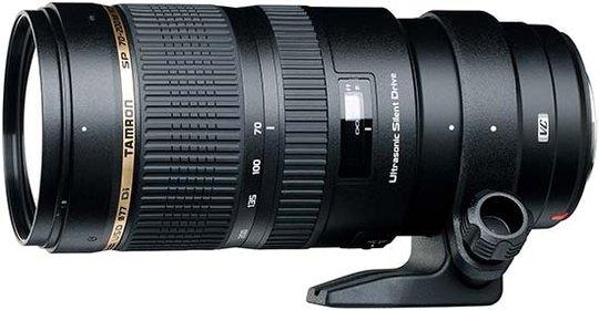 Tamron SP 70-200MM F/2.8 DI VC USD Canon