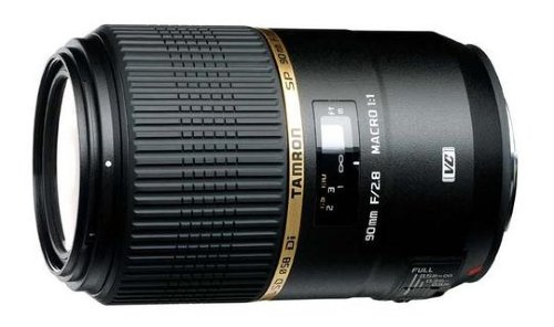 Tamron SP 90mm f/2.8 Di Macro 1:1 VC USD for Nikon