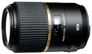 Tamron SP 90mm f/2.8 Di Macro 1:1 VC USD for Canon (F004E)