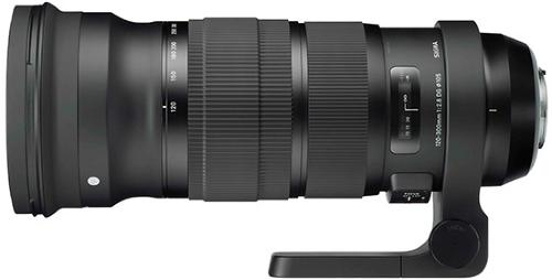 Sigma 120-300mm F/2.8 DG OS HSM for Canon