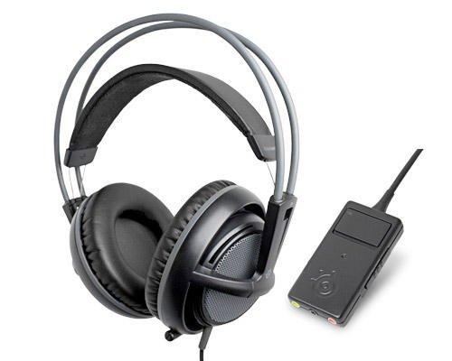 SteelSeries Siberia v2 USB Full-size Headset