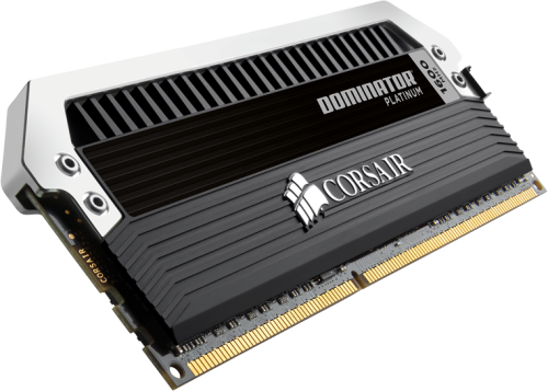 Corsair Dominator Platinum DDR3 1600MHz 8GB CL8 (2x4GB)