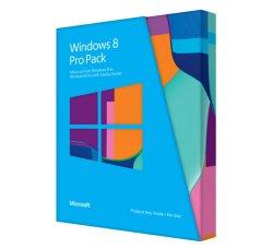 Microsoft Windows 8 Professional Engelsk (oppgradering)