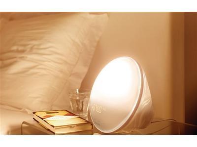 Philips wake up light hf3510   priser, tester og tilbud ...