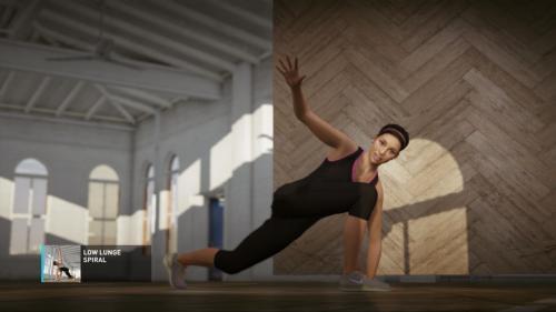 Nike + Kinect Training til Xbox 360