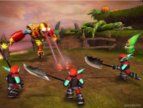 Skylanders Giants Booster Pack til 3DS