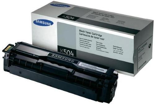 Samsung CLT-K504S/ELS Sort