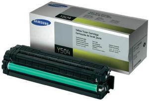 Samsung  CLT-Y504S/ELS Gul