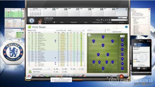 Fifa Manager 13 til PC