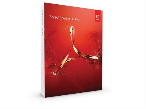 Adobe Acrobat Professional XI Mac Eng Fullversjon