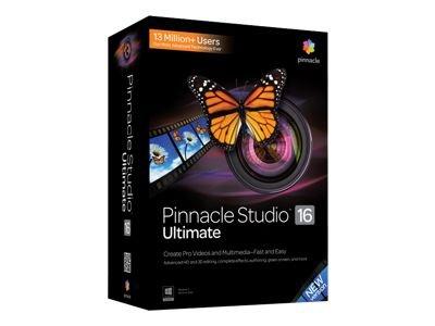Pinnacle Studio 16 Ultimate