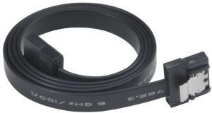Akasa SATA3 Cabel PROSLIM 15 cm Black