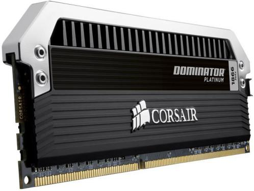 Corsair Dominator Platinum DDR3 1866MHz 32GB CL10 (4x8GB)