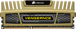 Corsair Vengeance Gold DDR3-1600 16GB CL9 (4x4GB)